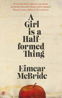 Girl is a Half Formed Thing